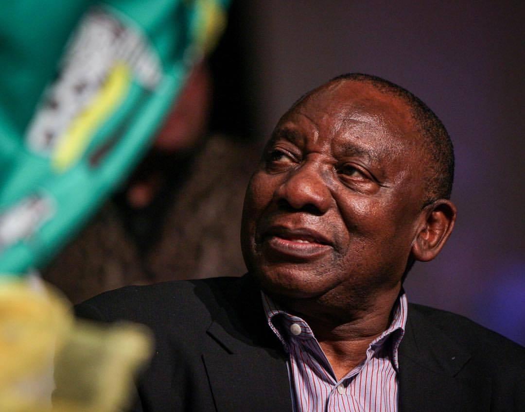 Cyril Ramaphosa désigné président en exercice de l'Union ...