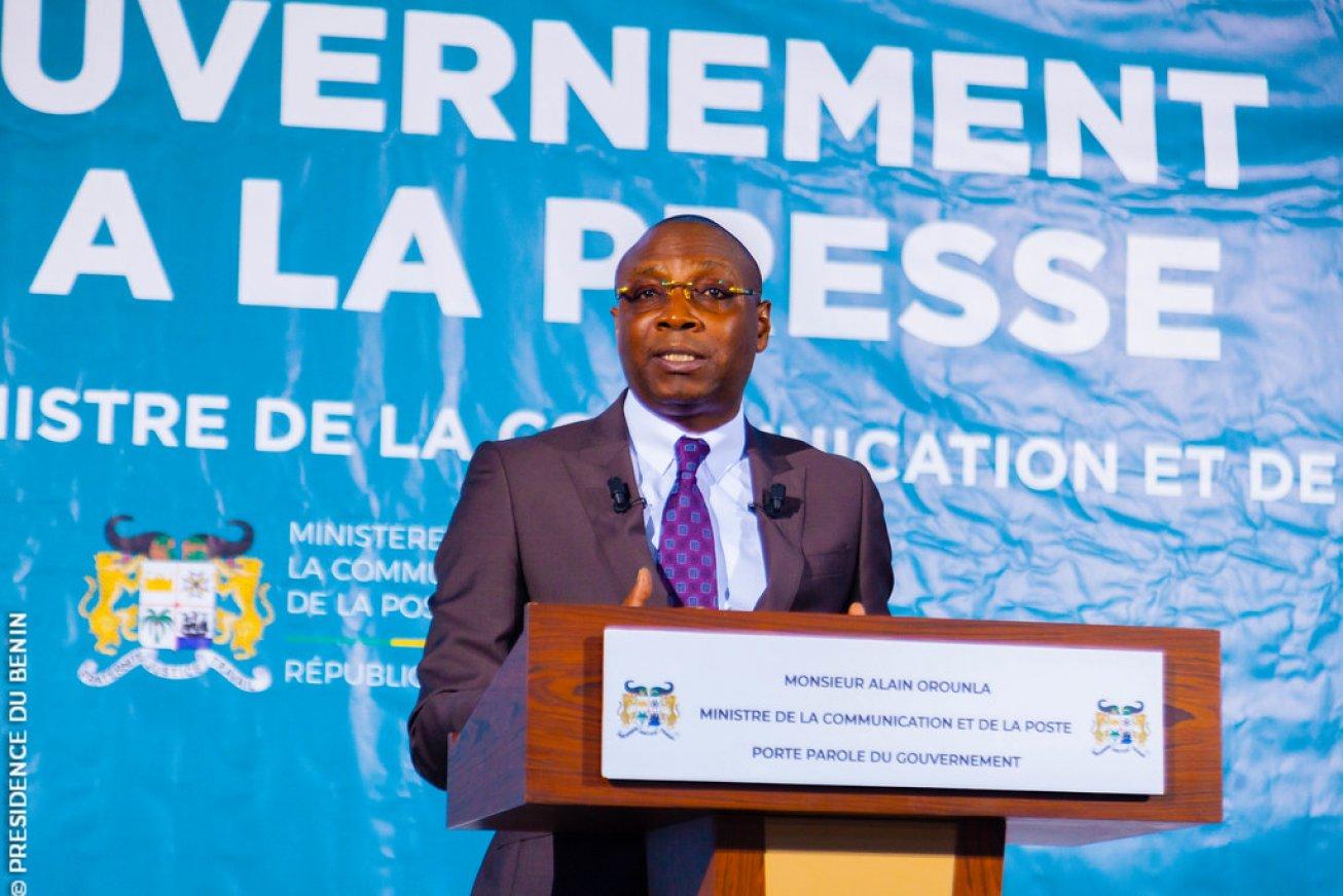 Crédit photo : Gouvernement du Bénin