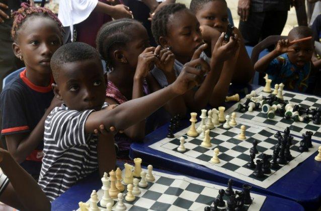 Crédit photo : AFP/Pius Ekpei