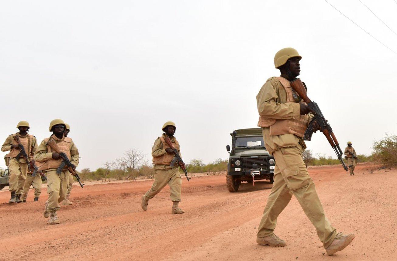 © AFP/Issouf Sanogo