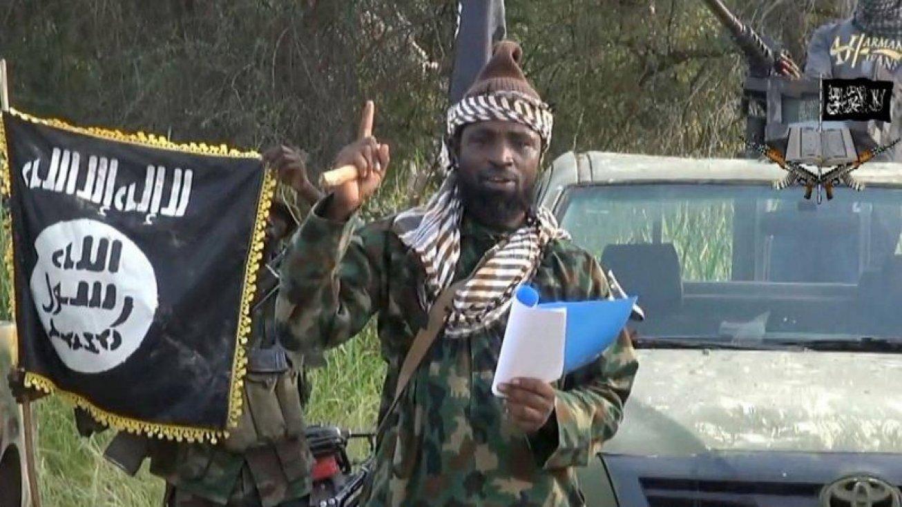 Photo extraite d'une vidéo obtenue par l'AFP
