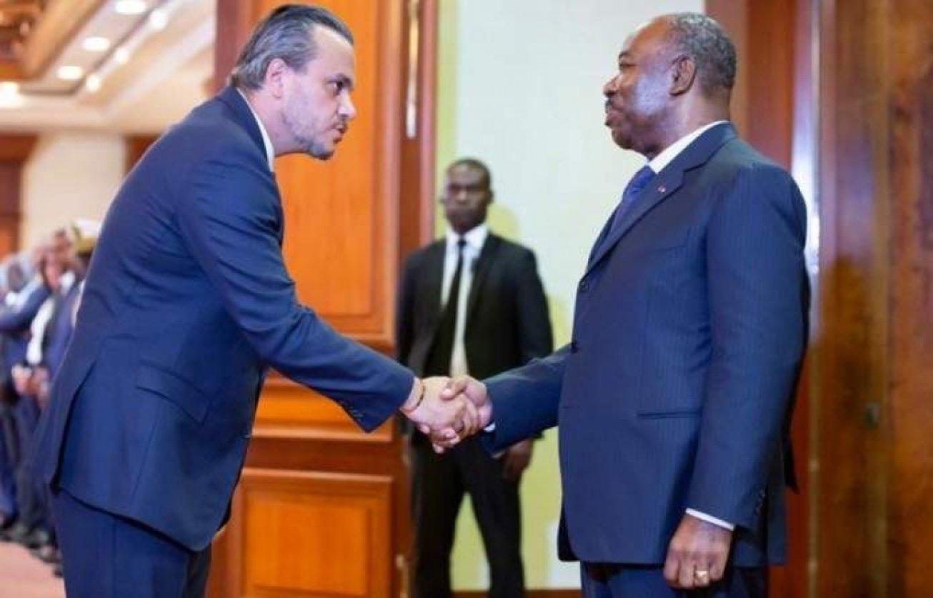© Présidence du Gabon