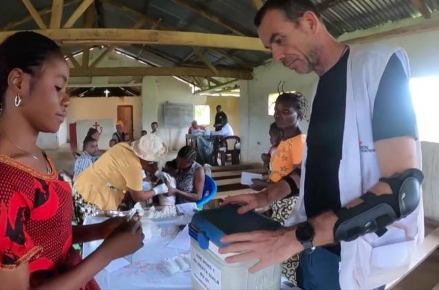 RDC : fin annoncée de la pandémie de la rougeole