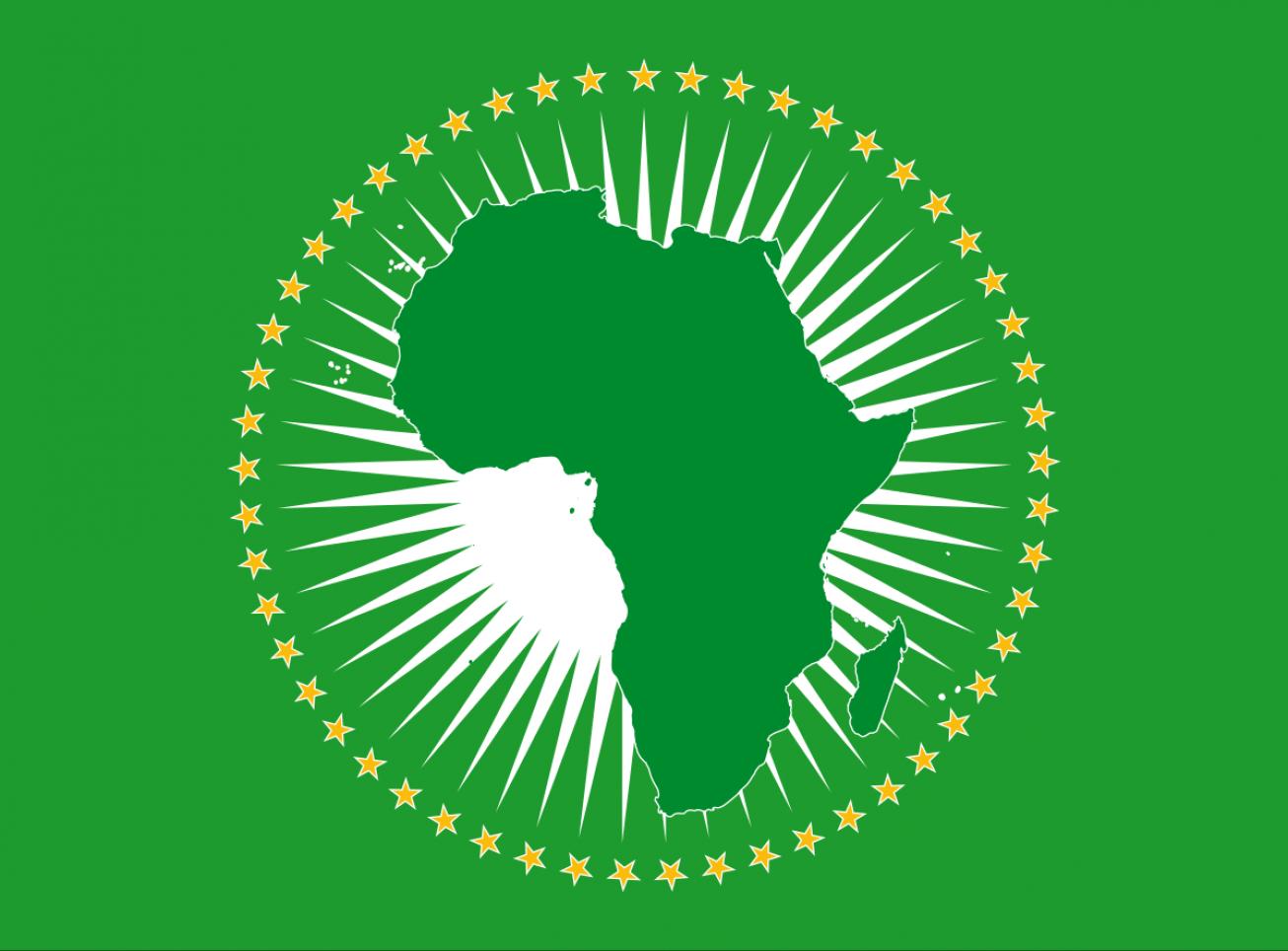 Drapeau de l'Union Africaine