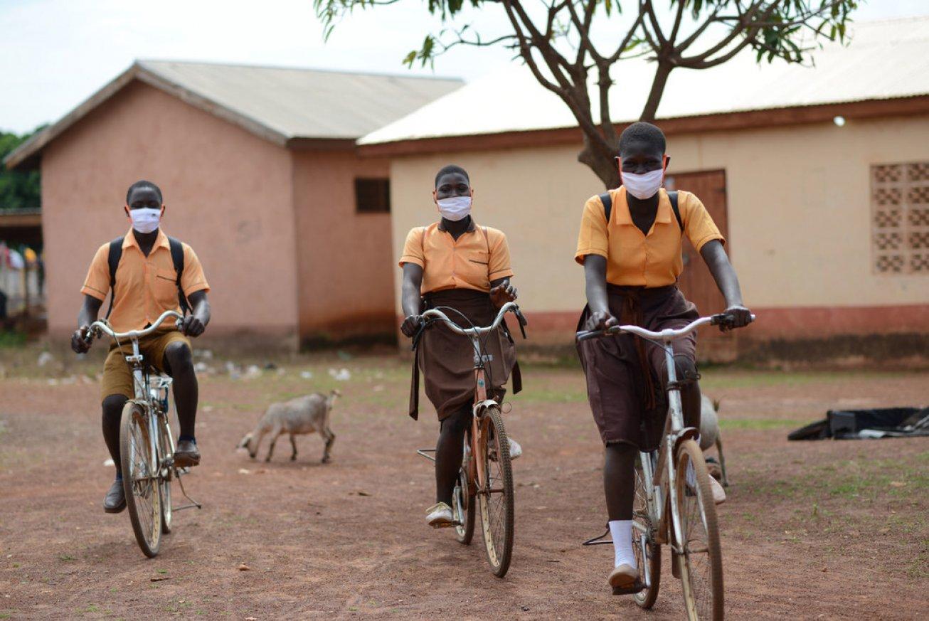 © UNICEF / Geoffrey Buta