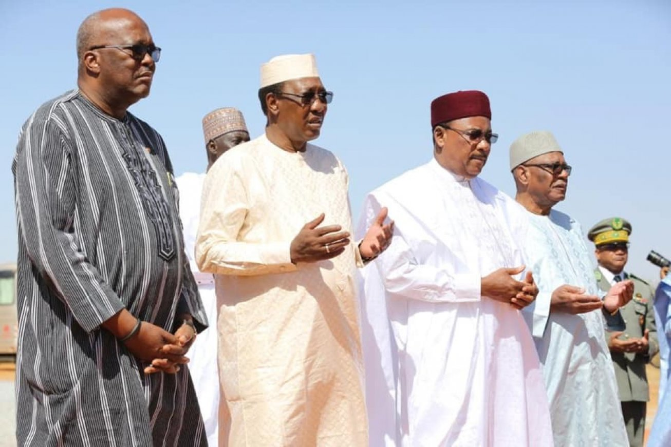 Crédit photo: Présidence du Niger