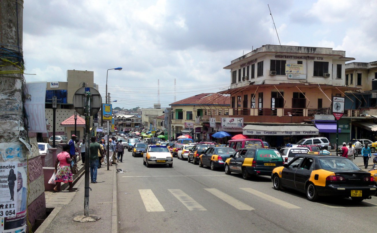 Crédit Photo: GhanaGt