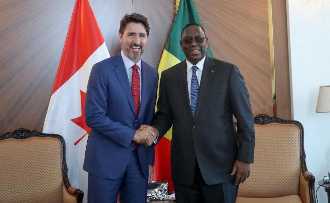Crédit Photo: Présidence du Sénégal