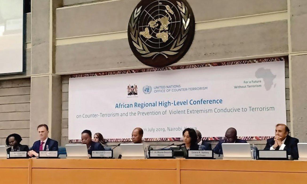 Sommet africain : adoption de plusieurs résolutions visant à éradiquer le terrorisme