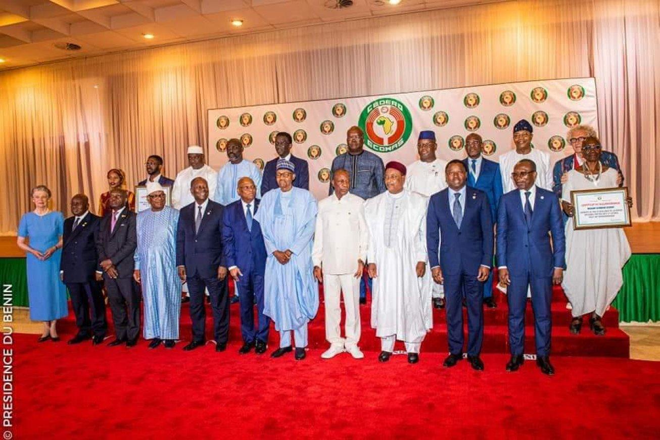 Crédit photo: Présidence du Bénin