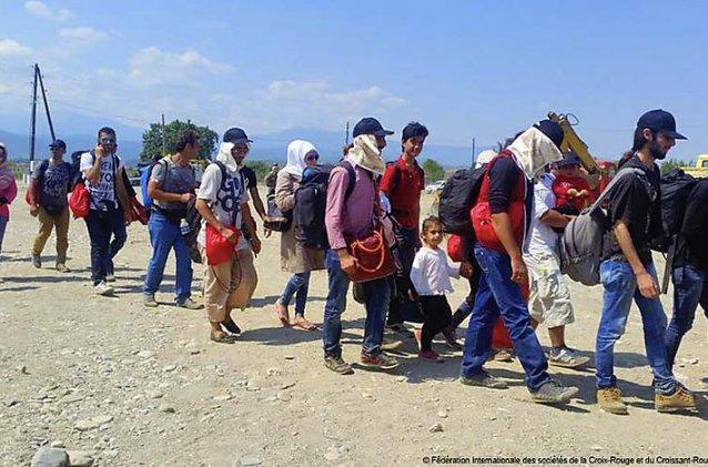 © Fédération Internationale des sociétés de la Croix-Rouge et du Croissant-Rouge