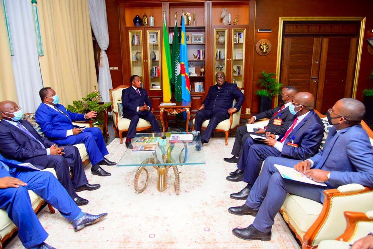 © Cel Com Présidence RDC